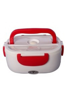 Harga QuincyLabel Electric Lunch Box GYT-S19-Red