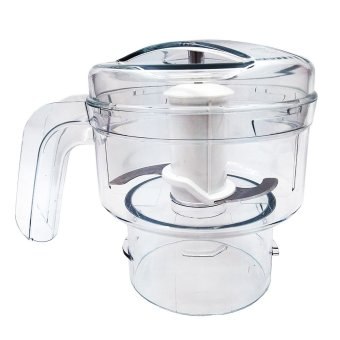 Harga Philips HR 2939 N Chopper Khusus Blender Philips - Putih