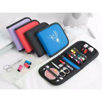 Kelebihan Travel Kit Garuda Indonesia Clarins Exclusive Mini Travel Source · Lynx Dompet dan Perlengkapan Jahit