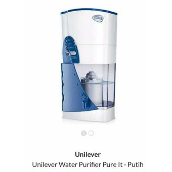 Pure it - Penyaring Air Minum Unilever 9 liter - Putih