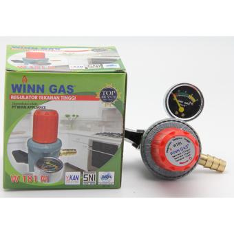 Harga Winn Gas Regulator Gas Tekanan Tinggi High Quality
