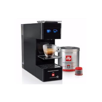 Francis Illy coffee machine Y3 + 14 Free Pods