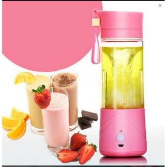 Harga Terbaru dan Terlaris !!! Shake N Take Portable Blender Juice Cup Mini Electric 400ML Rechargeable