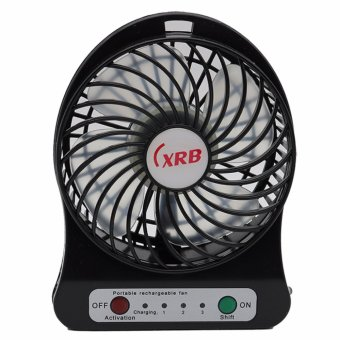Harga Nagada Mini Portable FAN-Kipas Angin Charge Batrai AJ1
