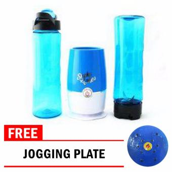 Harga Quincy Home - Shake n Take 3 - 2 Cup Free Jogging Plate