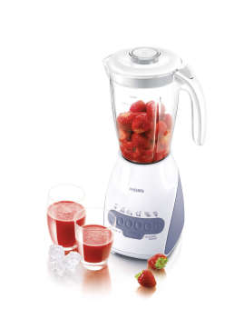 Harga Philips HR2115 Blender - Putih