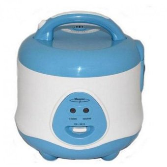 Harga Maspion EX-0618 - Rice Cooker - 0.8 L - Biru
