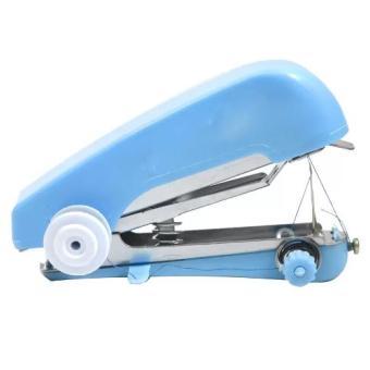 Harga Retail Station - Mesin Jahit Mini Portable Sewing Machine - Biru