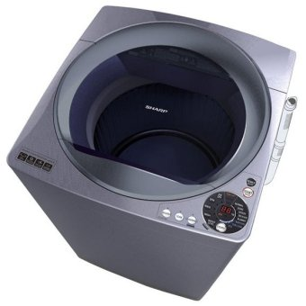 Harga Sharp Top Loading Washer ESM1008TSA (Khusus Jadetabek)