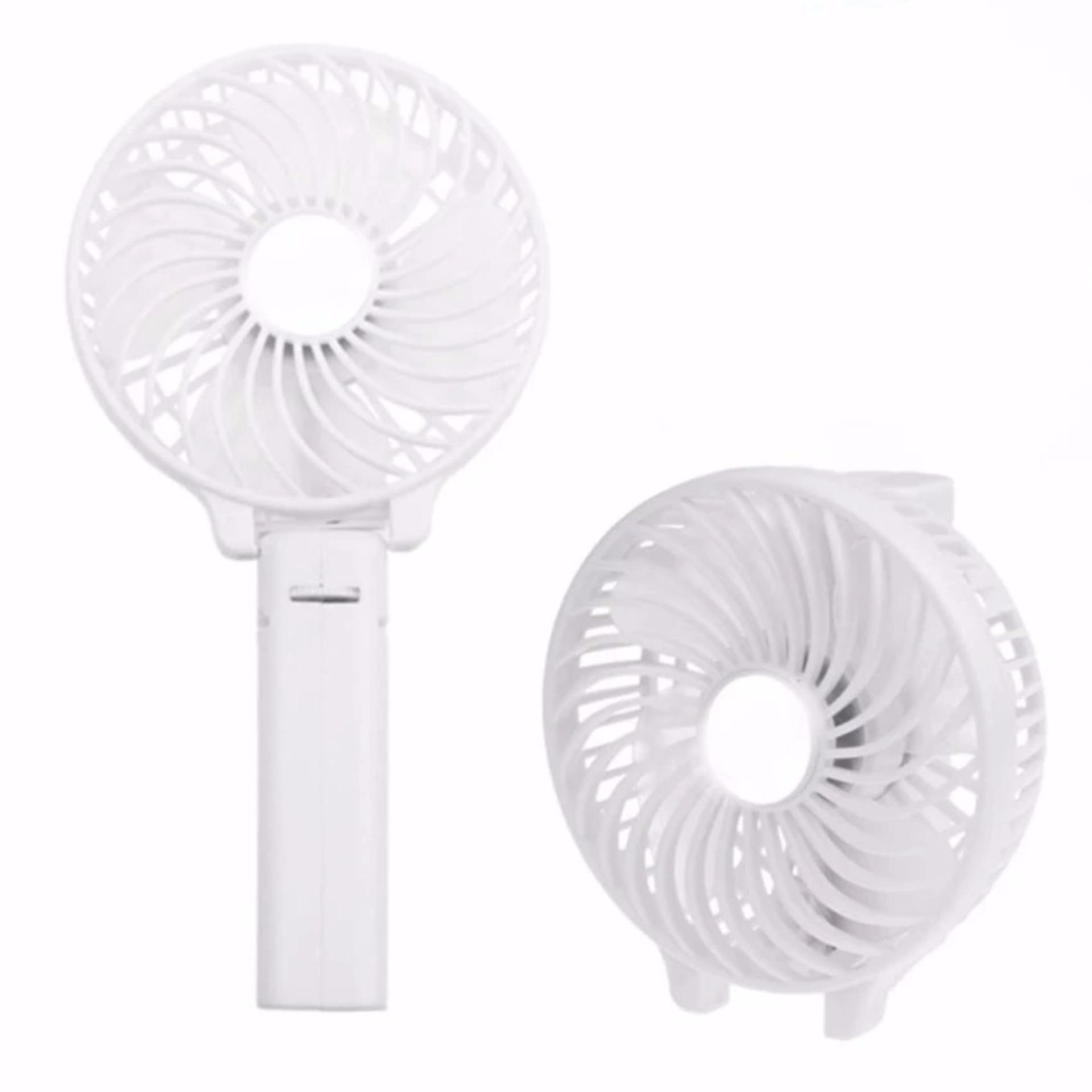 ... Kipas Angin Tangan II Handy Mini Fan Recharger - Putih ...