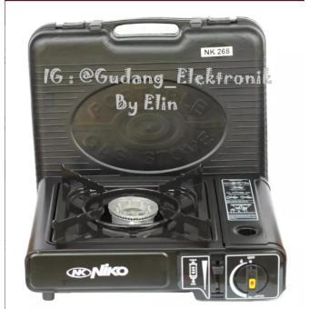 Kompor Gas Portable 2in1