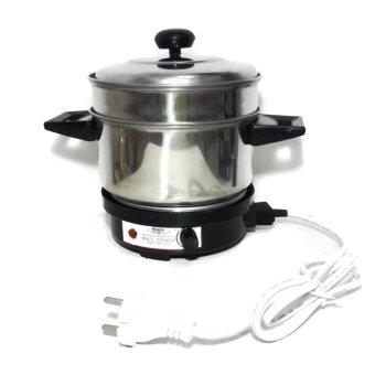 Maspion MEC 2750 Multi Cooker - Silver