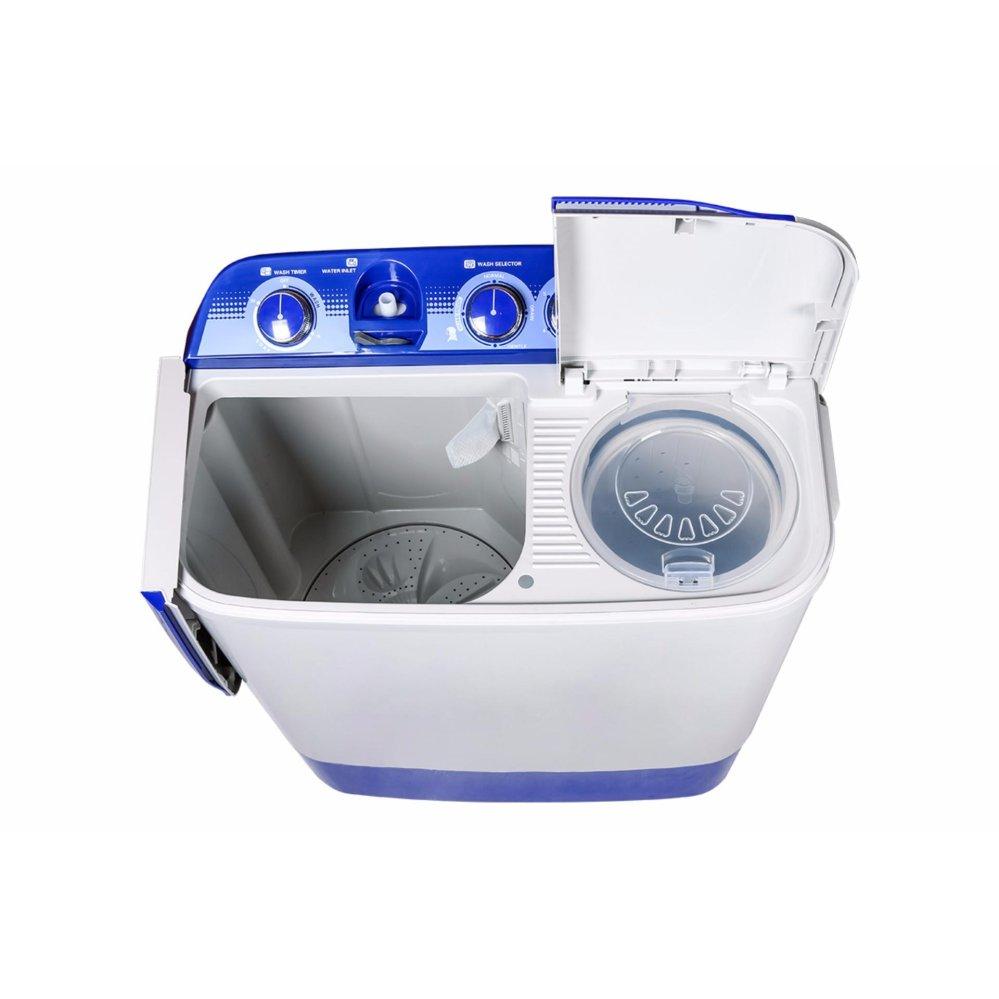Mesin cuci 2 tabung Aqua (sanyo) QW - 781XT khusus medan ...