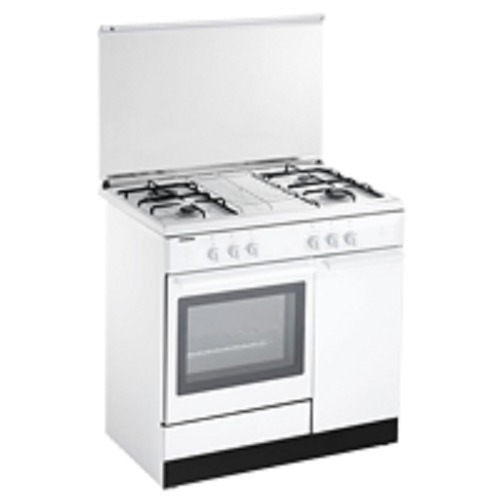 modena freestanding stove white fc7943w