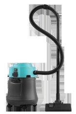 Modena Vacuum Cleaner Basah & Kering - VC 2050 Puro - Hitam-Biru-Khusus Jabodetabek