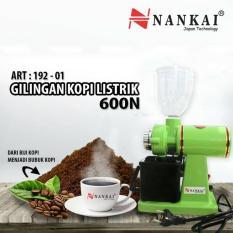 Nankai Coffee Grinder / Mesin Penggiling Kopi DT-600