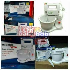 National Omega NO-1506 Super Mixer Com - Putih