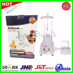 National Sonic Blender Juice Buah 2 in 1