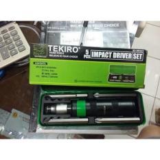 PALING LARIS - ORIGINAL - IMPACT DRIVER SET TEKIRO 1/2 / OBENG KETOK TEKIRO 5