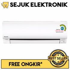 Panasonic CS-KN9SKJ Ac Split 1 PK Low Watt - Putih - JAKARTA ONLY