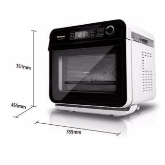 panasonic – microwave steam nu sc100 – putih