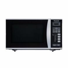 Panasonic Microwave NN-ST34HMTTE 800W Kapasitas 25 L Black Silver