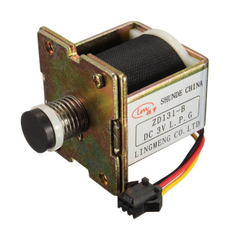 Pemanas Air Gas Aksesoris Macro Diri Cat Dasar Katup Solenoid ZD131 DC 3 .