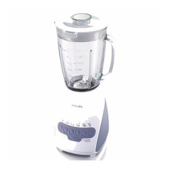 Philips Blender Gelas Beling 2L - Abu - HR2116/00