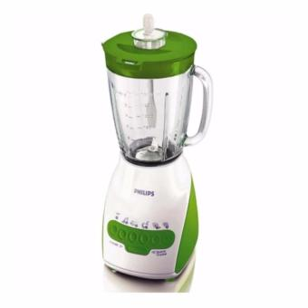 PHILIPS Blender Kaca 2 Liter - HR2116 Hijau