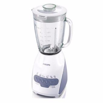 harga Philips Blender Kaca 2 Liter - HR2116 - Putih Lazada.co.id
