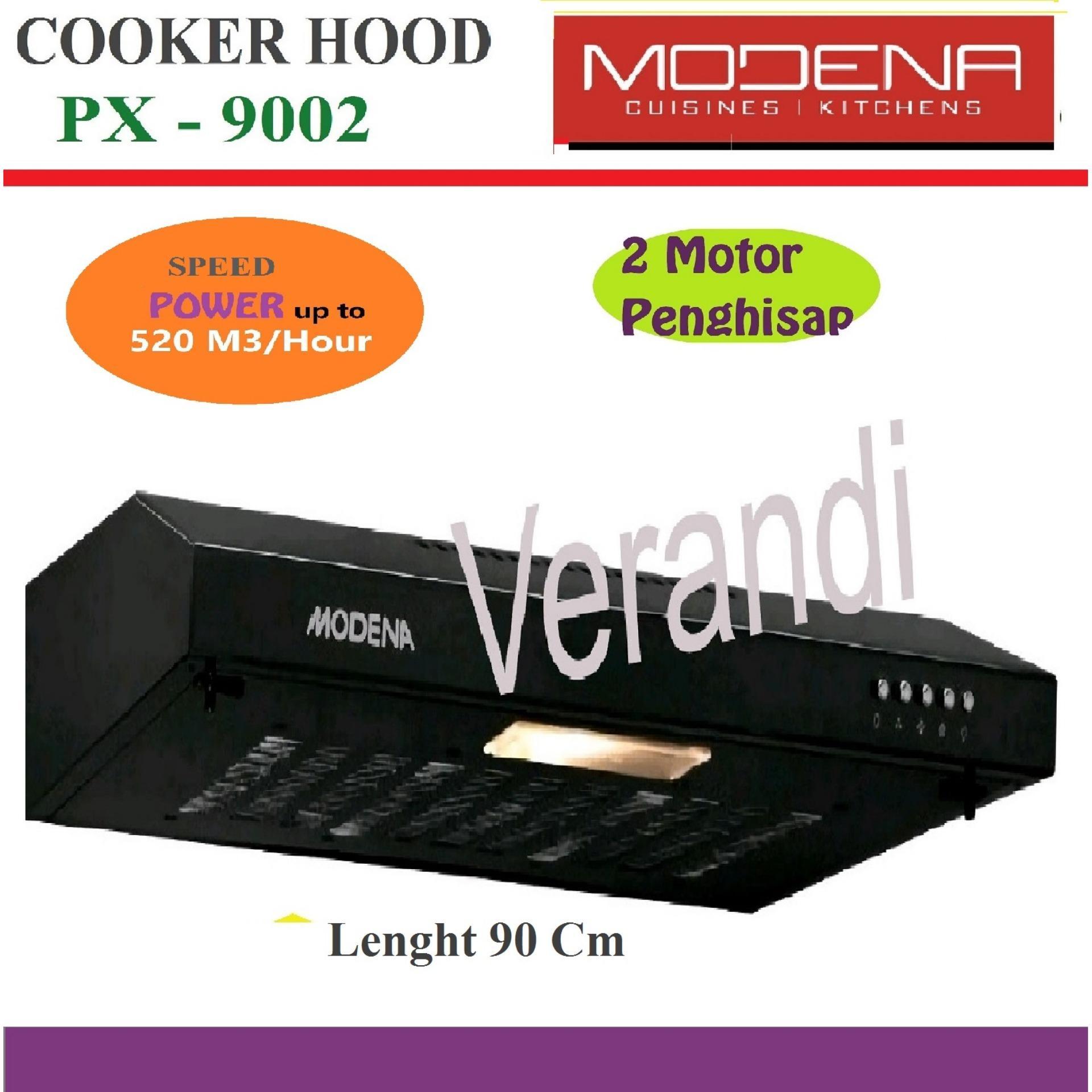 Modena Px7001 Cooker Hood 70cm Hitam Daftar Harga Terbaru Dan Linea Lsh 601 Black Exhaust Kompor Promo Penghisap Asap Px 9002 Sedotan Sangat Kuat 520 M3