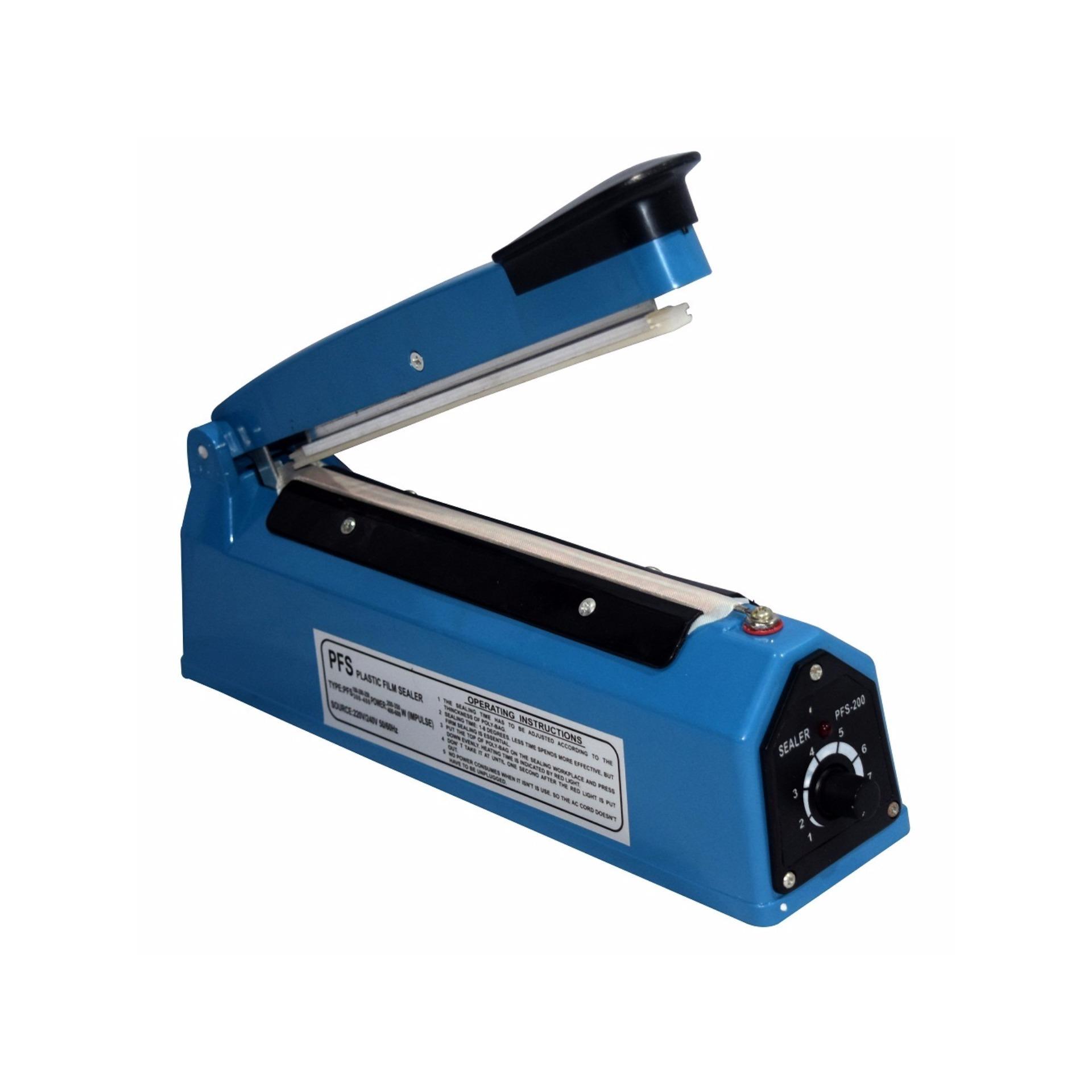 Daftar Harga Q2 Impulse Sealer Pfs 8300 Alat Press Plastik 30 Cm Mini Hand Perekat Super Handy Pengemas Makanan