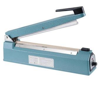 q2 impulse sealer / pres plastik pfs300 30 cm – biru