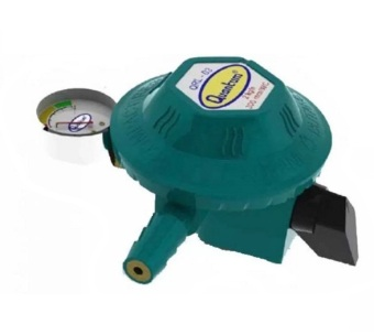 Quantum QRL-03 Regulator Gas LPG + Meter