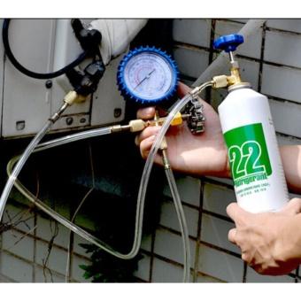 Detail Gambar R22 Refrigeration Air Conditioning Manifold Gauge Freon HVACCharging Tools - intl dan Variasi Modelnya