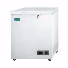 RSA Chest Freezer CF 100 - 100Liter- Putih - khusus JAKARTA saja