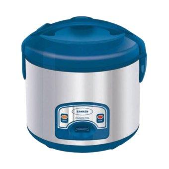 harga Sanken Magic Com, Magic Jar, Rice Cooker, Penanak Nasi 2 Liter 6in1Biru - SJ2000SP Lazada.co.id