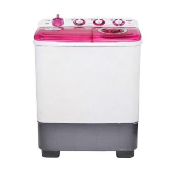sanken / mesin cuci 2 tabung / tw-8700