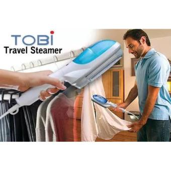 Setrika Uap Tobi Travel Steamer Tobi Steam Wand Laundry Murah