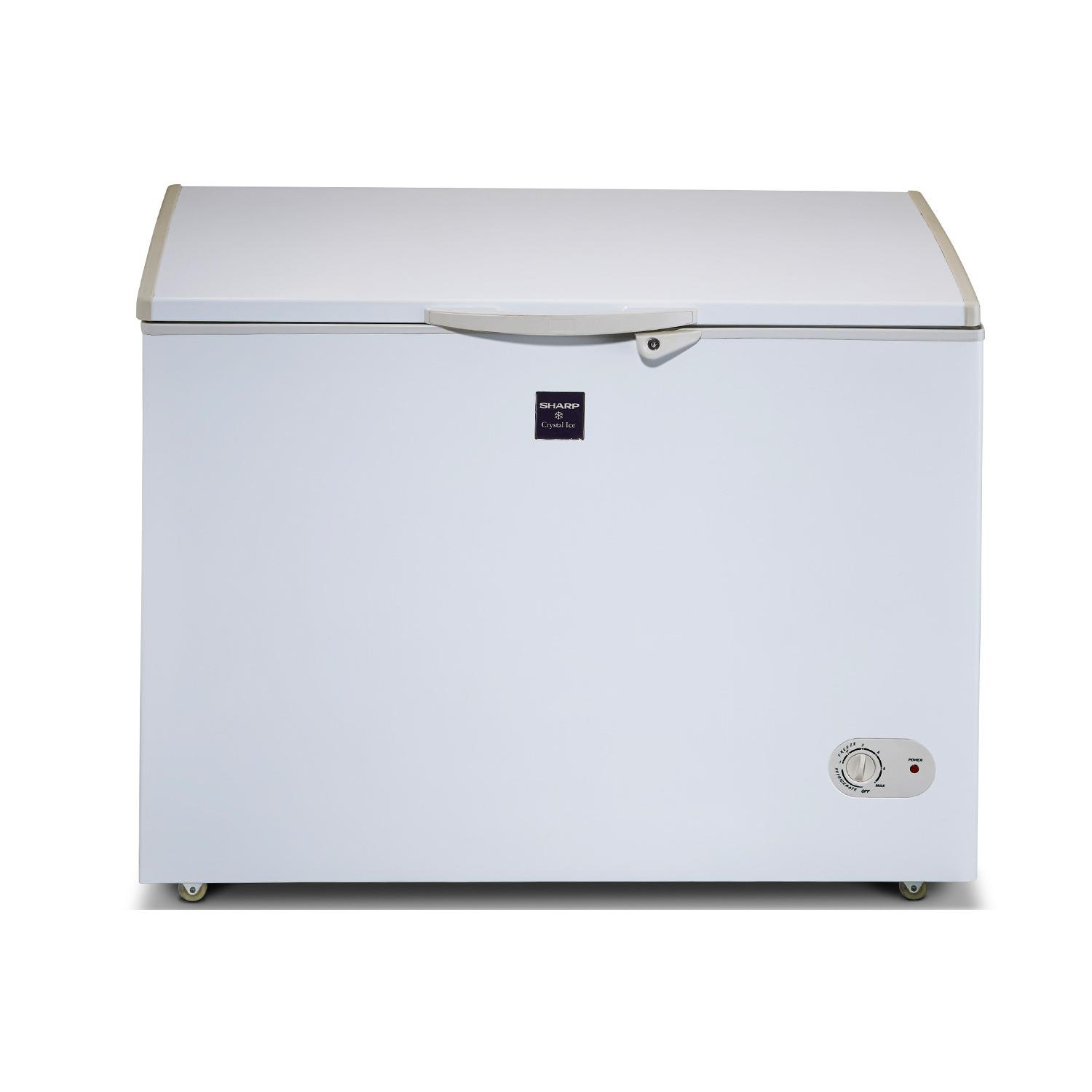 Rumah · Sharp Lemari Es. Sharp Chest Freezer FRV-300, Cap. 300