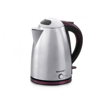 Sharp - Jug Kettle EKJ-17 LP (K) - Silver