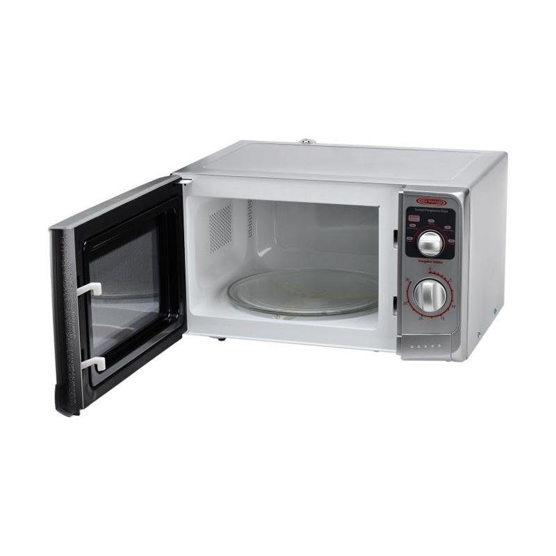 Sharp Microwave R-222Y(S) - Silver - Khusus Jabodetabek ...