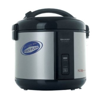 Sharp Rice Cooker KS-A18TTR - Hitam