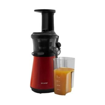 SHARP SLOW JUICER EJ-C20Y-RD (0.8 L) - Merah