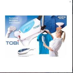 Tobi - Quick Travel Steamer/Seterika Uap Portable