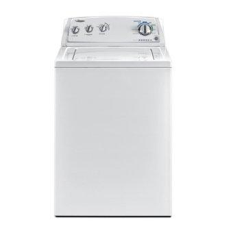 Whirlpool Mesin Cuci Top Load 3LWTW4800 For Laundry - Putih - Khusus Jabodetabek