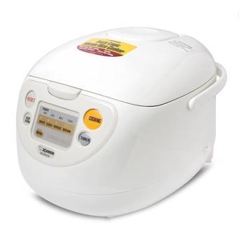 Zojirushi NS-WXQ18 - Fuzzy Logic Rice Cooker - Putih