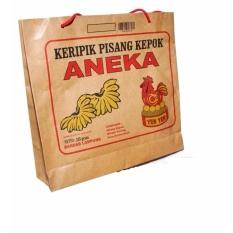 [4 Pcs] Keripik Pisang Cokelat Lampung Aneka yen yen