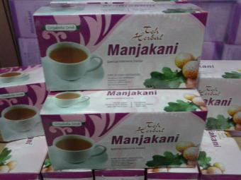 AGO Teh Herbal Manjakani