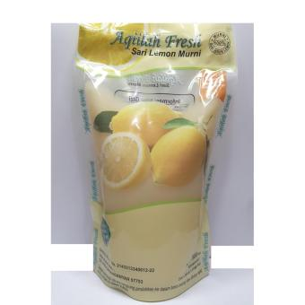 Aqiilah Fresh Sari Lemon Murni 500 Ml - 2 Pack
